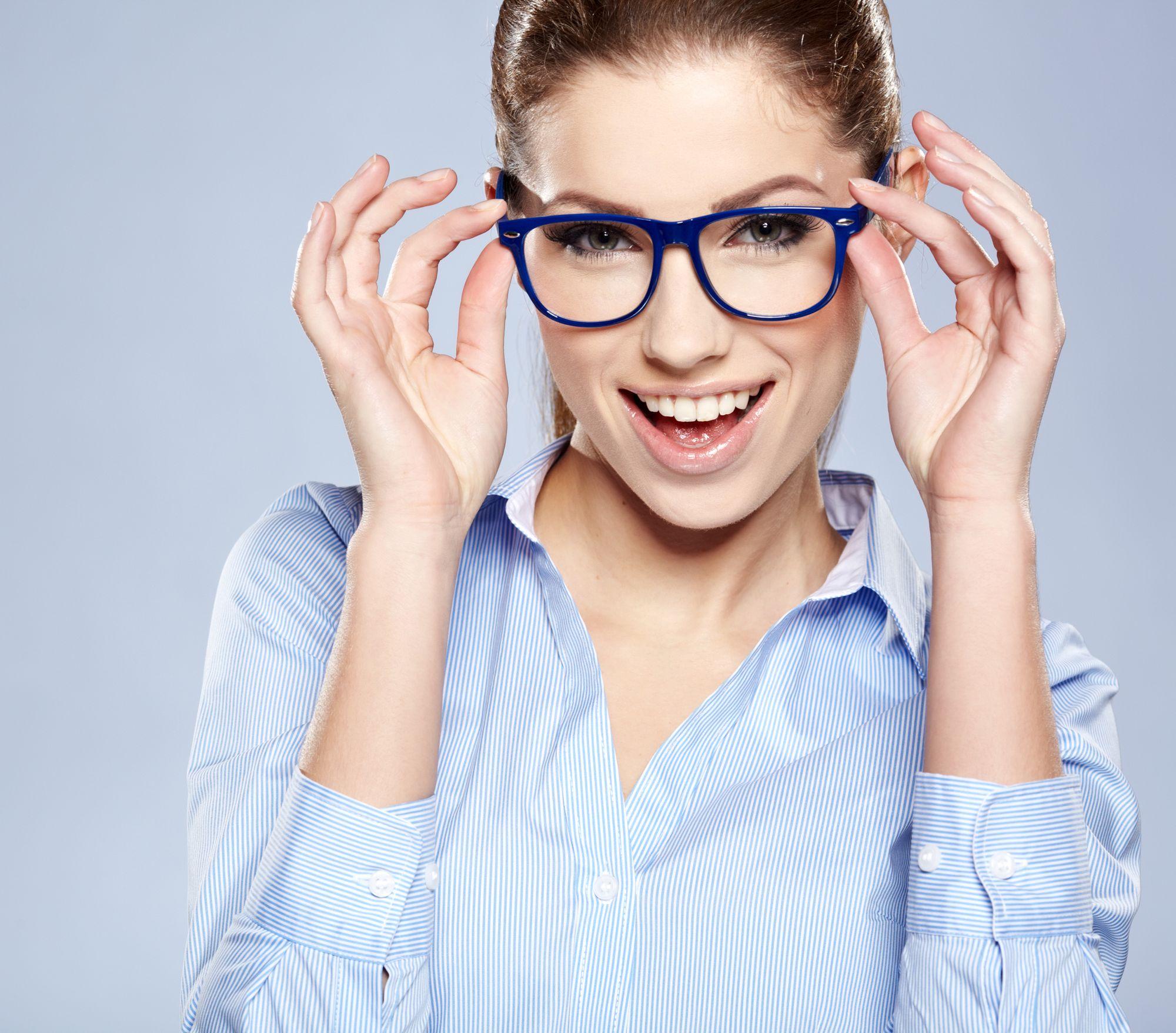 Die Brille als Styling-Accessoire